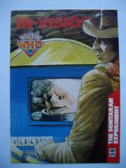 Doctor Who The Sontaran Experiment In-Vision #3 RARE